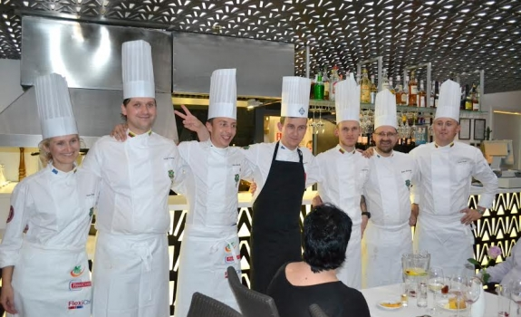Lietuvos restoranų vyriausiųjų virėjų ir konditerių asociacija kviečia į šventinius pietus