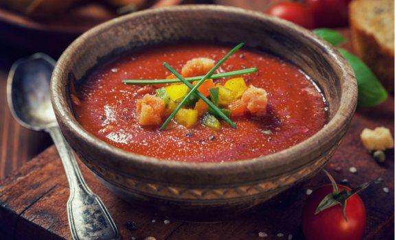 Gaspačio – puikus patiekalas vasarai