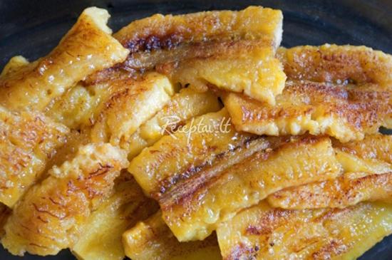 Bananu receptai