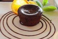 Šokoladinė suflė mamai