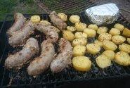 Bulvytės su dešrelėmis