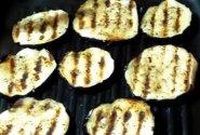 Kepti baklažanai
