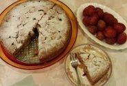 Vasaros slyvų pyragas