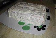 Nekeptas sausainių tortas