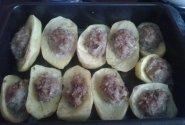 Faršu įdarytos bulvės