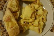 Sausainiai su obuoliais