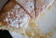 Kokosinis obuolių pyragas