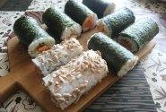 Velykų suktinukai - sushi