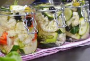 Itališkos daržovių salotos