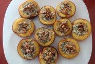 Gurmaniški kepti persikai