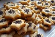 Trapūs ryžių miltų sausainiai