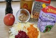 Margaritos burokėlių salotos