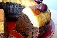 Chocoflan – kakavinis pyragas su pudingu