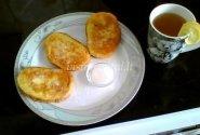 Saldūs sumuštinukai prie arbatos