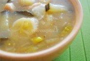 Bananų sriuba