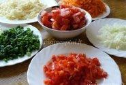 Makaronai su daržovėmis