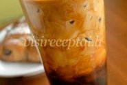 Ledo kava su cinamonu