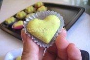 Baltojo šokolado saldainiai