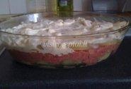 Bulvių ir faršo apkepas