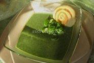 Amerikietiška špinatų sriuba