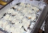 Keptos midijos su sūriu