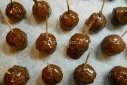 Dainoros saldainiukų receptas