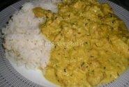 Vištiena su ryžiais