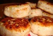 Vištienos kotletai su sūriu