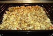 Makaronų apkepas (pigus ir skanus)