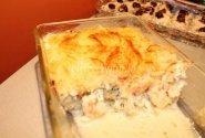 Krevečių kataifi su kiaušiniais