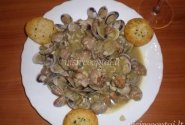 Mažytės kriauklytės Almehos ispaniškai
