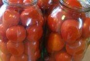Saldžiarūgščiai marinuoti pomidorai