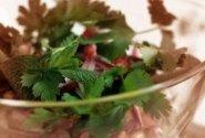 Pastarnokų salotos su pomidorais