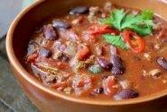 Meksikietiška čili sriuba