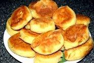 Greitieji kefyriniai pyragėliai