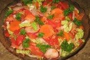 Australiškos obuolių salotos