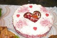 Tortas meilės dienai