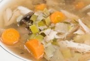 Įmantri vištienos sriuba