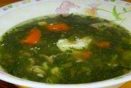 Agurklės sriuba