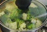 Troškinti brokoliai