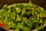 Gaivios salotos su avokadu