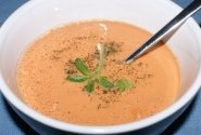 Gurmaniška  pomidorų sriuba