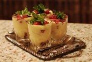 Maskarponės sūrio desertas