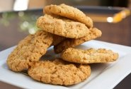 Australietiški Anzac sausainiai
