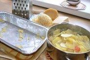 Itališkai pagamintos bulvės