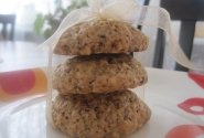 Sausainiai su riešutais