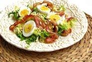 Kiaušinių salotos