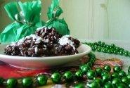 Saulėgražų ir šokolado saldainiai
