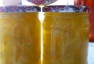 Apelsininė cukinija