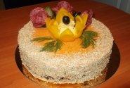 Vištienos tortas